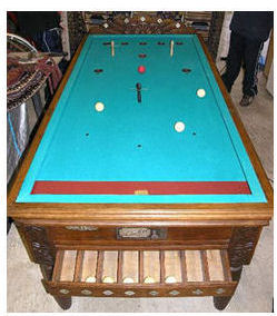 Billiard and Snooker Heritage Collection - Bar Billiards