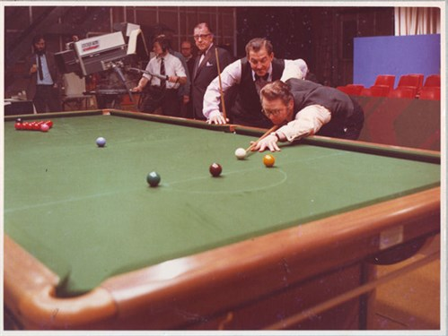 Billiard And Snooker Heritage Collection Thurston Co - First pool table