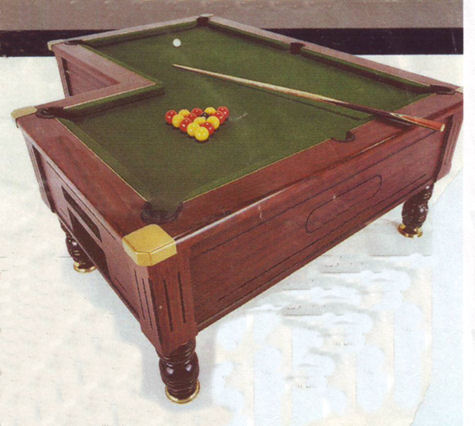 Billiard And Snooker Heritage Collection Unusual Billiard Tables - Cannon pool table