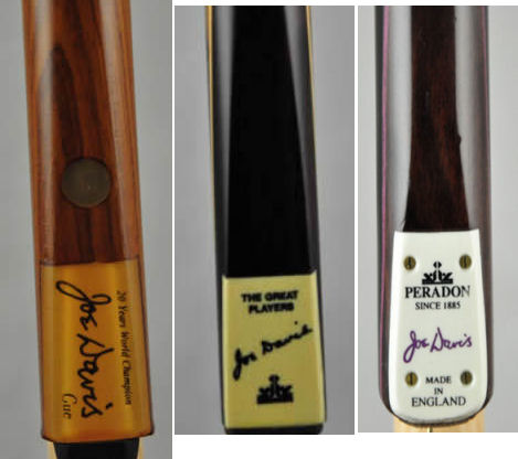 Billiard and Snooker Heritage Collection - Heritage Cue