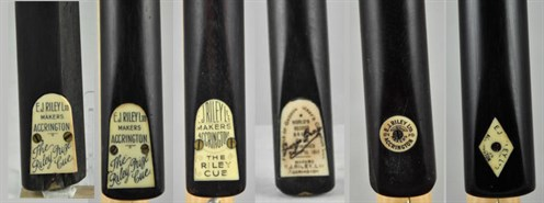 Billiard And Snooker Heritage Collection Heritage Cue Collection