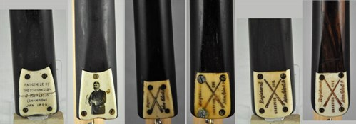 John Roberts Billiard Cues