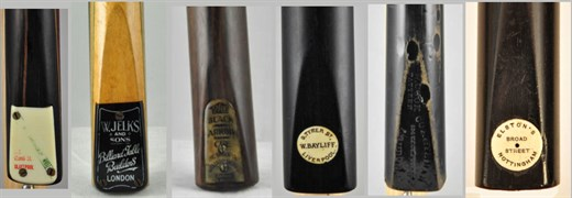 Billiard Company Cues